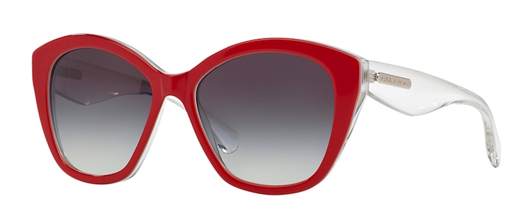 Dolce & Gabbana red crystal