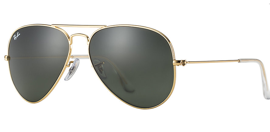 Ray-Ban Aviator RB3025 mắt G-15