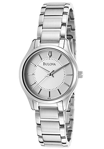 Đồng hồ Bulova Silver Dial Ladies Watch