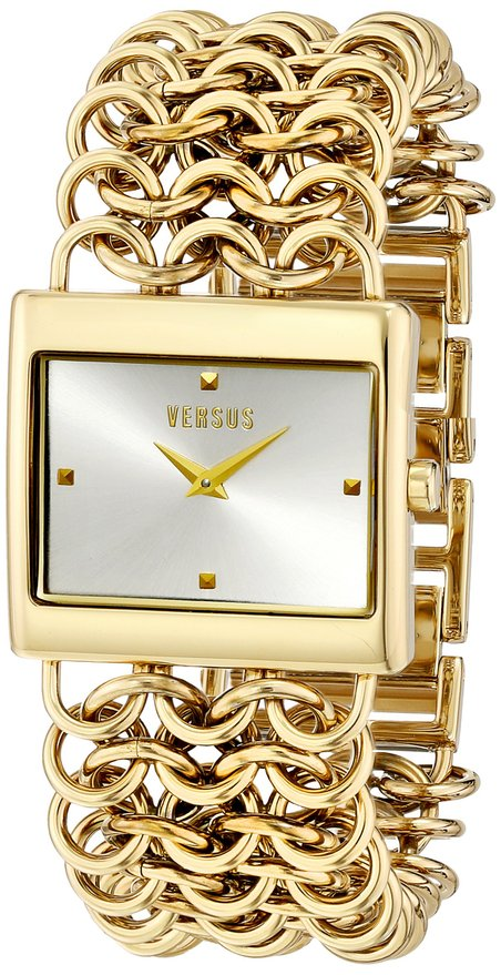 Đồng hồ Versus by Versace Gold Chain Watch