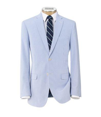 Bộ suit Jos A Bank cotton, size 35S